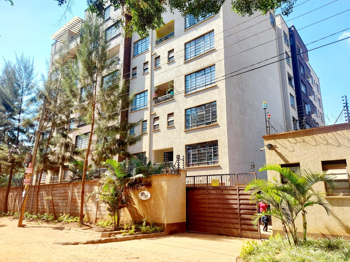 3 Br Apartment With Master Ensuite To Let In Mocah Courtyard Thindigua