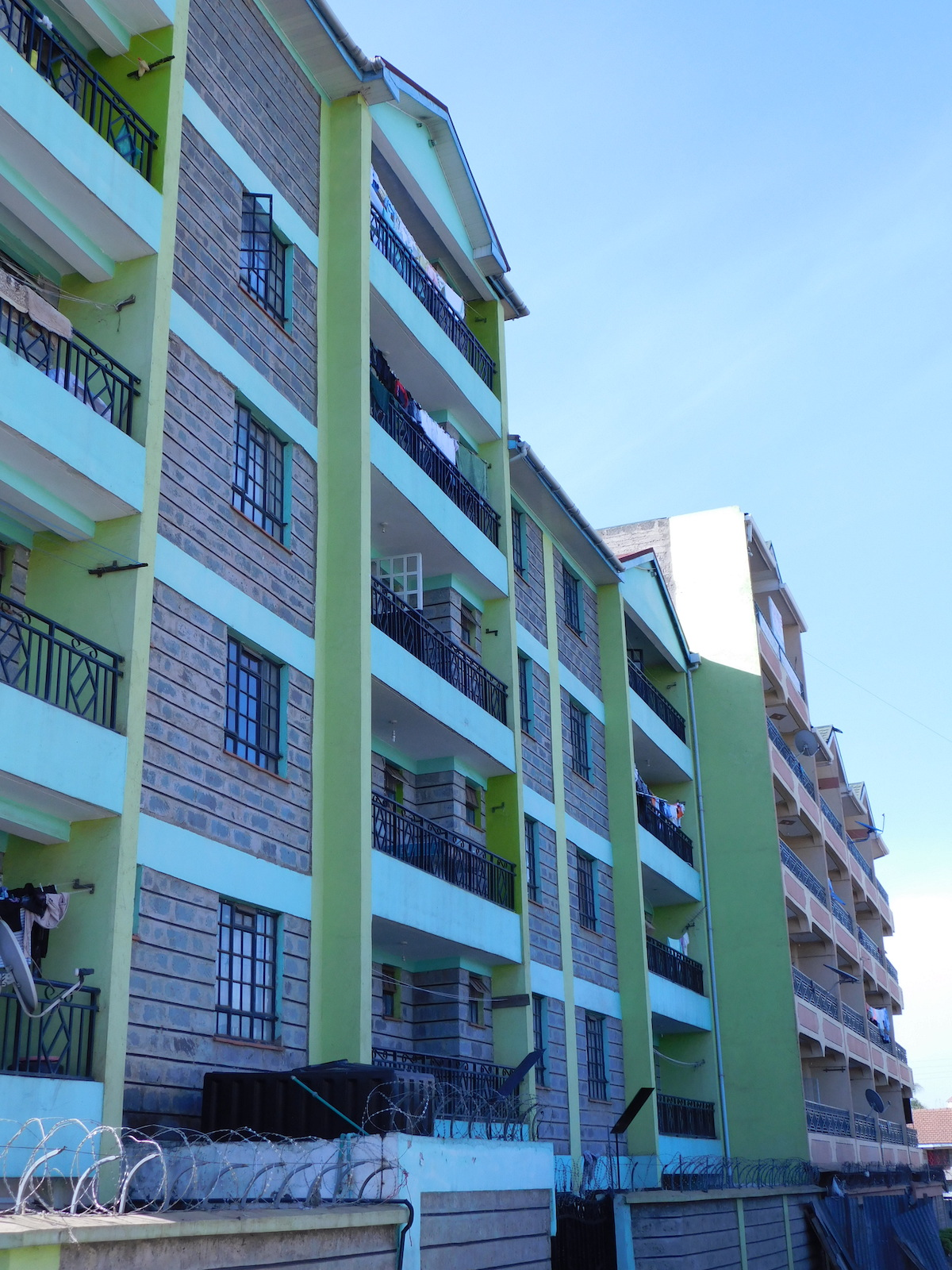 A 2 Bedroom Apartment to Let In Kahawa Wendani (Imani Court)