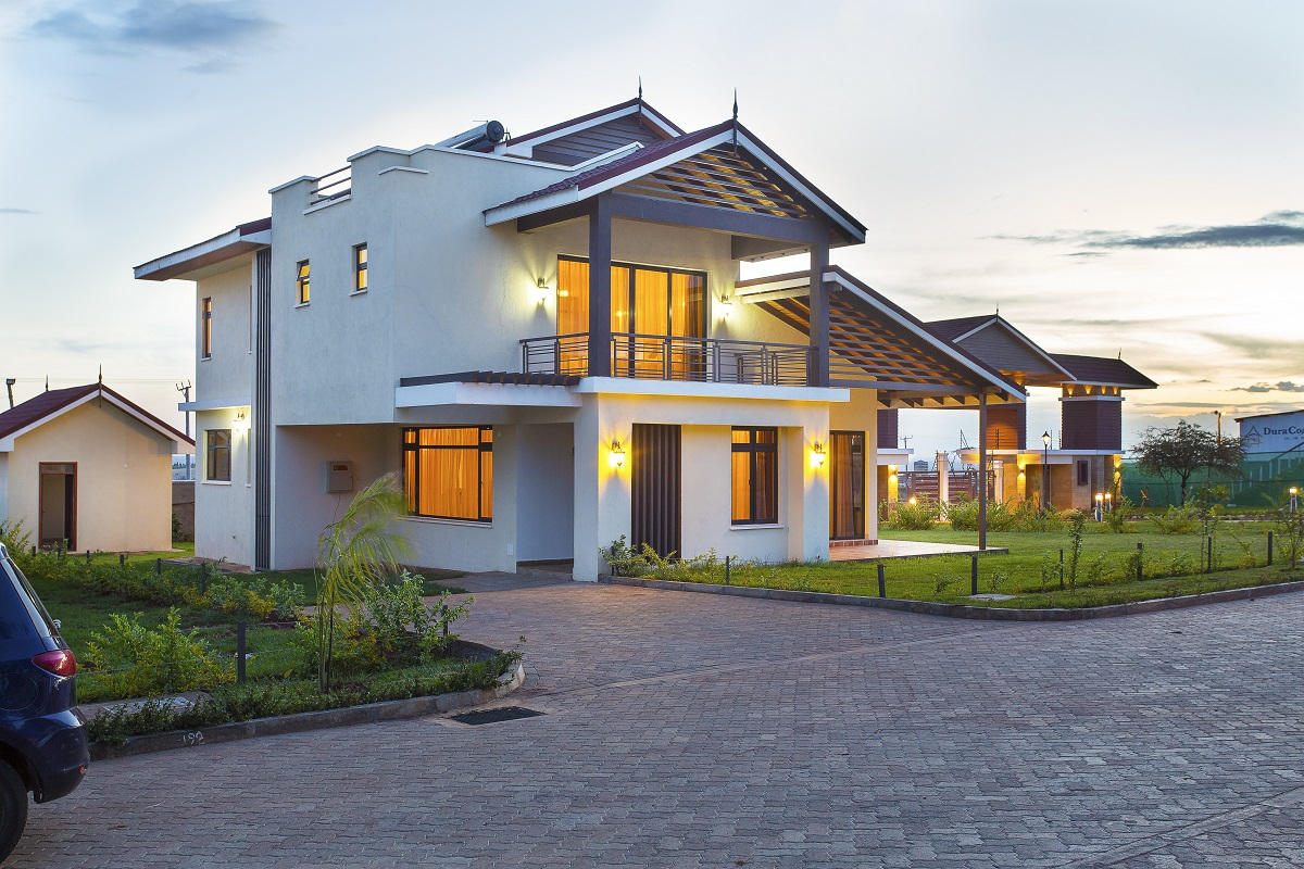 An Executive 4 Bedroom House For Sale in Machakos Junction