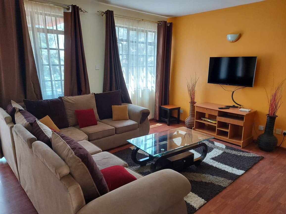 2 Bedroom Fully Furnished Apartment To Let At Fourways Junction