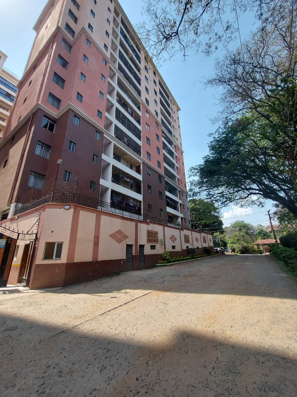 A 3 Bedroom Apartment + Dsq For Sale At Bric Apartments, Kilimani