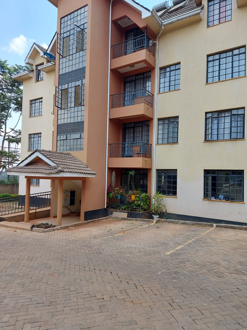 A 2 Bedroom Apartment To Let In Fourways Junction Estate