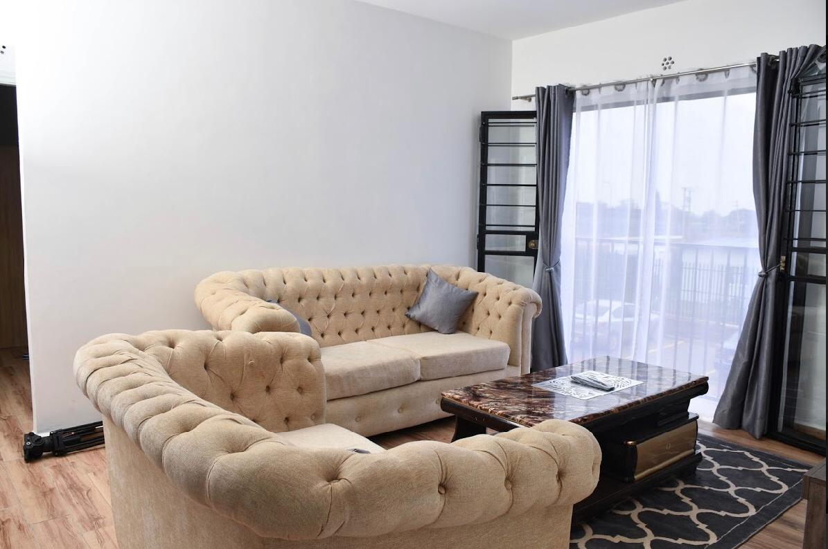 An Elegant 2 Bedroom Furnished Apartment To Let In Tatu City