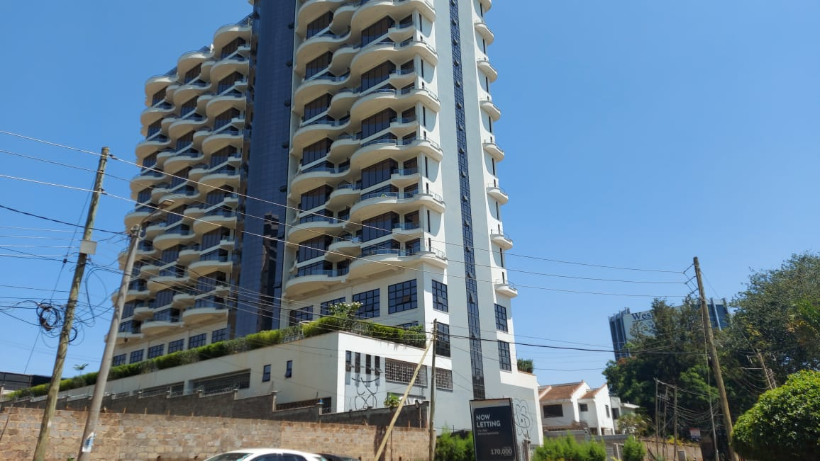 A Modern Two Bedroom Apartment To Let In Westlands