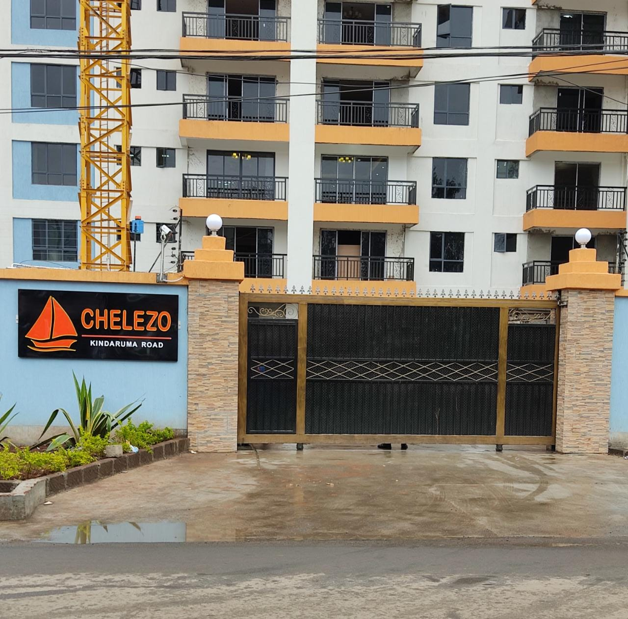 3 Bedroom Apartment To Let In Kilimani