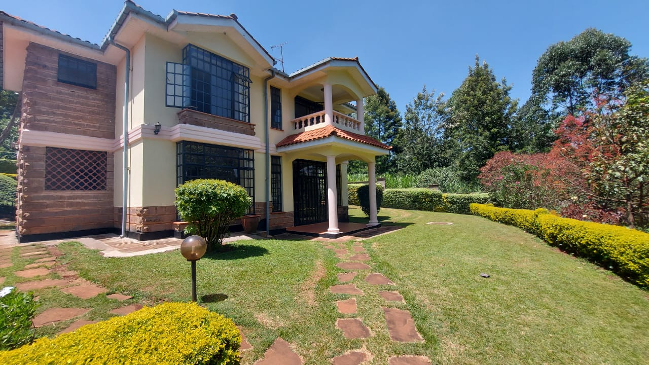 4 Bedroom Apartment To Let In Roselyn Gardens