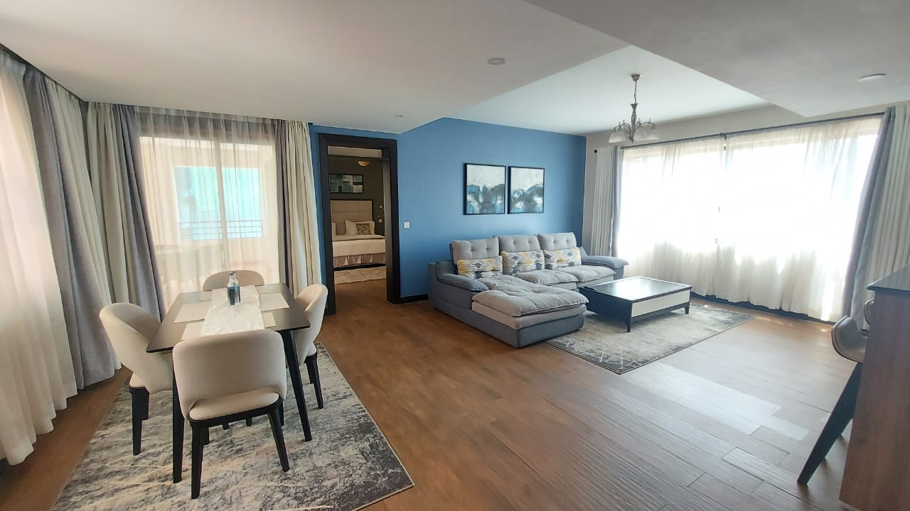 An Impeccable 1Br Fully Furnished Apartment To Let At Greenpath Furnished Apartments