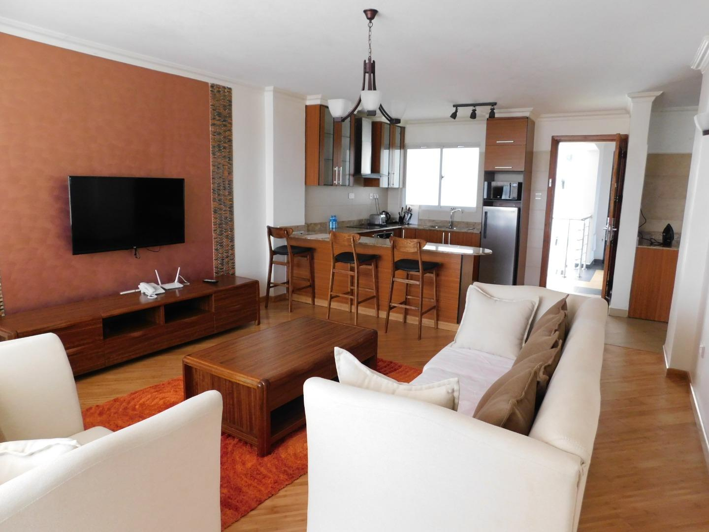 Executive 1 Bedroom fully Furnished To Let At Lymac suites