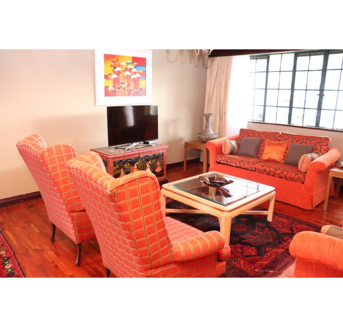 3 bedroom Fully Furnished apartment To Let in Bellway Court